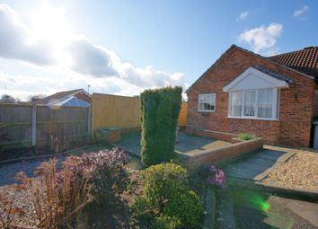 Thumbnail 1 bed terraced bungalow for sale in Ravensmoor Close, North Hykeham, Lincoln