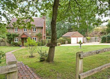 Wheatsheaf Common, Liphook, Hampshire GU30. 3 bed detached house for sale