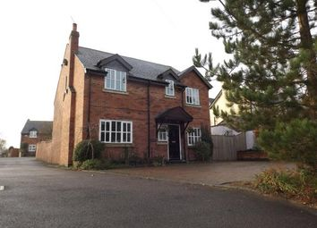 Thumbnail 4 bed detached house for sale in Main Street, Countesthorpe, Leicester, Leicestershire