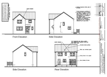 Thumbnail 3 bed detached house for sale in Cresswell Street, King's Lynn