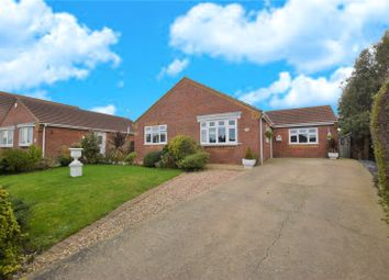 Thumbnail 4 bed bungalow for sale in Elliott Way, `Chapel St. Leonards, Skegness