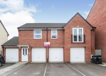 Thumbnail 2 bed property for sale in Hen And Chickens Field, Wincanton