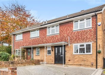 Thumbnail 3 bed semi-detached house for sale in Lovett Road, Harefield, Uxbridge, Middlesex