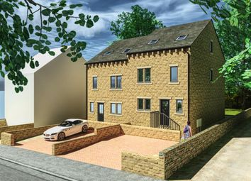 Thumbnail 4 bed semi-detached house for sale in Lillands Lane, Brighouse