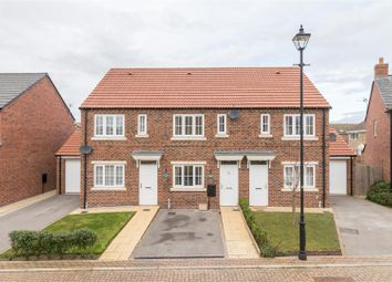 Thumbnail 2 bed property for sale in Dairy Way, Norton, Malton