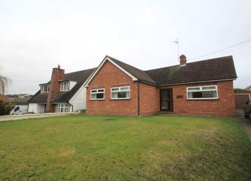 Thumbnail 3 bed bungalow to rent in Spring Lane, Eight Ash Green, Colchester