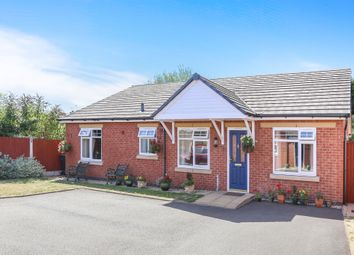 Thumbnail 4 bed detached bungalow for sale in Old Stowheath Lane, Moseley Village, Wolverhampton