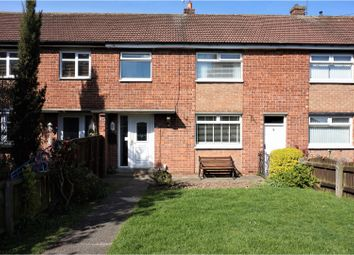 Thumbnail 3 bed terraced house for sale in Rosedale Road, Middlesbrough