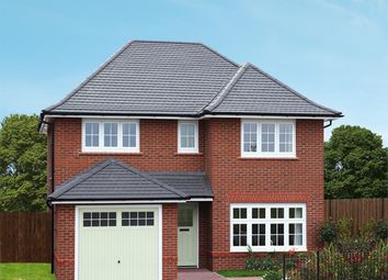Thumbnail 4 bed detached house for sale in Dukes Manor, Hilton Lane, Manchester, Greater Manchester