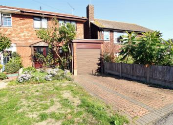Thumbnail 4 bed semi-detached house for sale in Church Road, Hadleigh, Benfleet