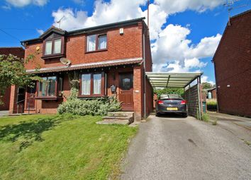 Thumbnail 2 bed semi-detached house to rent in Valley Road, Carlton, Nottingham