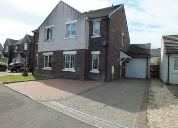 Thumbnail 3 bed semi-detached house for sale in 6 Beck Avenue, Dumfries, Dumfries And Galloway.