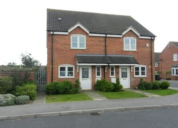 Thumbnail 2 bed property to rent in Scott Avenue, Rothwell, Kettering