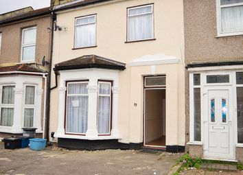 Thumbnail 4 bed terraced house to rent in Spencer Road, Seven Kings, Ilford Essex