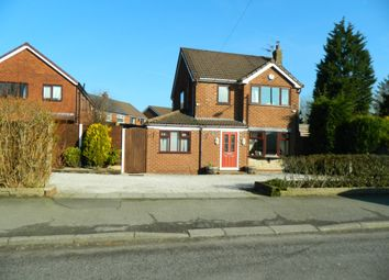 Thumbnail 4 bedroom detached house for sale in Hough Fold Way, Bolton