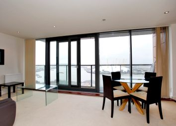 Thumbnail 2 bed flat for sale in Neutron Tower, 6 Blackwall Way, London