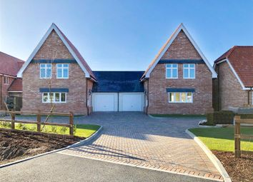 Thumbnail 3 bed link-detached house for sale in Tolleshunt D'arcy, Tollesbury Road, Maldon