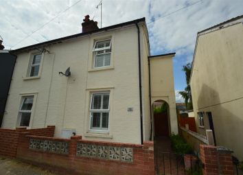 Thumbnail 3 bed semi-detached house for sale in Edward Street, Rusthall, Tunbridge Wells