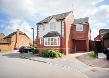 Thumbnail Detached house for sale in Tracy Close, Swindon