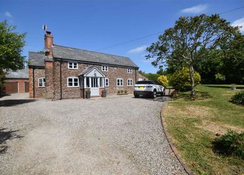 Thumbnail 3 bed detached house for sale in Lower Eggleton, Ledbury, Herefordshire