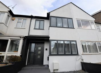 Thumbnail 4 bedroom terraced house for sale in Church Road, Leyton, London