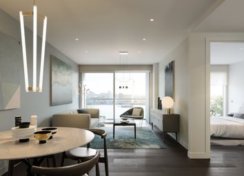 Thumbnail 1 bed flat for sale in Upper Riverside, Greenwich Peninsula SE10, London,