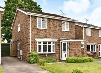 Thumbnail 4 bed detached house for sale in Cypress Way, Blackwater, Surrey