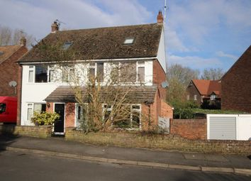 Thumbnail 4 bed semi-detached house for sale in Burrell Road, Compton, Newbury