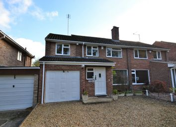 Thumbnail 4 bed semi-detached house to rent in Colesbourne Road, Cheltenham