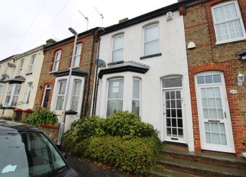 2 bed terraced house for sale in St. Georges Road, Ramsgate CT11