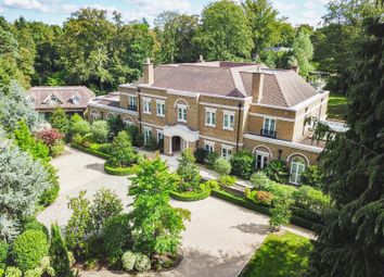 Thumbnail 6 bed detached house for sale in Granville Road, St. Georges Hill, Weybridge