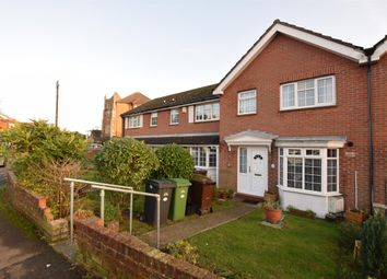 Thumbnail 3 bed terraced house to rent in The Martlets, St Helens Crescent, Hastings, East Sussex