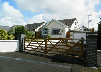 Thumbnail 4 bed detached house for sale in Llwyncoed Road, Blaenannerch, Cardigan