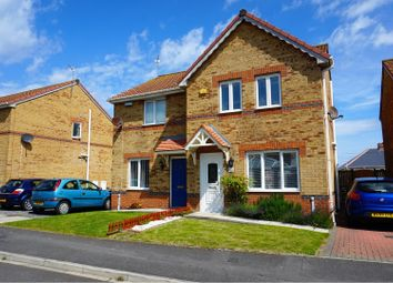 Thumbnail 3 bed semi-detached house for sale in Winston Court, Hartlepool