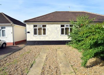 Thumbnail 3 bed semi-detached bungalow for sale in Trafalgar Avenue, North Cheam