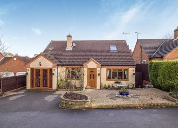 Thumbnail 4 bed detached bungalow for sale in Loveys Croft, Breedon-On-The-Hill, Derby