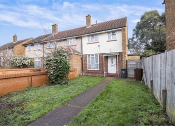 Thumbnail 2 bedroom end terrace house for sale in Roycraft Avenue, Barking, Essex