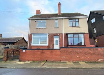 Thumbnail 3 bed semi-detached house for sale in Cemetery Road, Wath-Upon-Dearne, Rotherham