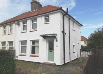 3 bed semi-detached house to rent in Cowdray Square, Deal CT14