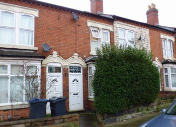 Thumbnail 2 bedroom terraced house for sale in Southfield Road, Edgbaston, Birmingham