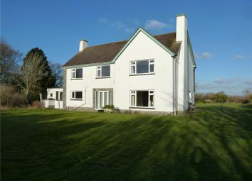 Thumbnail 4 bed detached house to rent in Duloe, Liskeard, Cornwall