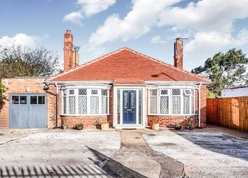 4 bed bungalow for sale in Hull Road, Withernsea HU19