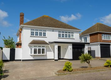 Thumbnail 4 bedroom detached house for sale in Wansfell Gardens, Southend-On-Sea