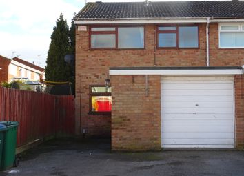 Thumbnail 3 bedroom semi-detached house for sale in Cranborne Chase, Coventry