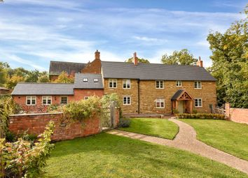 Thumbnail Detached house for sale in Stoke Albany, Market Harborough, Northamptonshire
