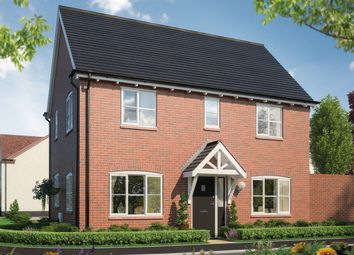 Thumbnail 3 bed detached house for sale in Gretton Road, Corby