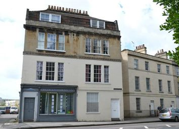 Thumbnail 1 bed flat to rent in Albion Place, Bath