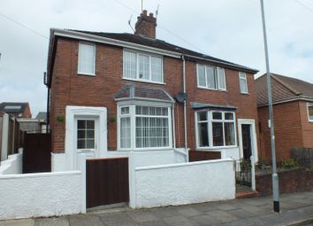 Thumbnail 2 bed semi-detached house for sale in Boulton Street, Birches Head, Stoke-On-Trent