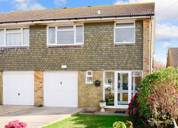 Thumbnail 3 bed semi-detached house for sale in Phyllis Avenue, Peacehaven, East Sussex