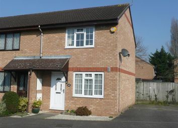 Thumbnail 2 bed end terrace house to rent in Bader Gardens, Cippenham, Slough